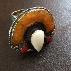 Jewelry - Beautiful Tibetan Ring